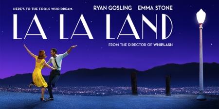 La La Land banner